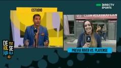Brutal ristra de 'zascas' de una periodista argentina a un ex futbolista que afirmaba que las mujeres 'no saben' de fútbol