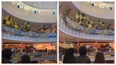 La afición del AIK se va a animar a... ¡un centro comercial!
