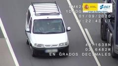 3.914 conductores o pasajeros denunciados por no usar el cinturón de seguridad