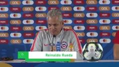 """Reinaldo Rueda: """"El favorito para ganar la Copa América es Uruguay"""""""