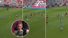 Nagelsmann no se lo cree: así fueron los tres errores impropios del Bayern