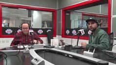 Nil Moliner visita Radio MARCA