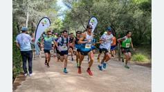 Mari Allés repite triunfo y Llorenç Esteve debuta con victoria en la October Trail