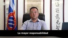 El presidente del Espanyol asume la culpa del descenso