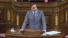 """Sánchez dice que la alternativa al estado de alarma es la """"vacunación"""" y la """"cogobernanza"""""""