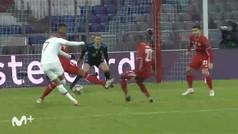 Gol de Mbappé (2-3) en el Bayern 2-3 PSG