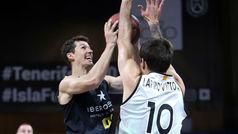 Liga ACB. Resumen: Iberostar 79-72 Joventut