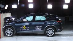 El Cupra Formentor logra las cinco estrellas de EuroNCAP