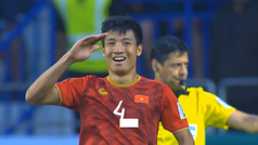 Copa Asia (octavos de final): Resumen y goles del Jordania 1 (2)-(4) 1 Vietnam