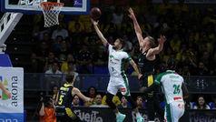 Liga ACB: IBEROSTAR TENERIFE 85-92 UNICAJA
