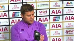Pochettino admite que, de ganar la Champions, habría dejado el Tottenham