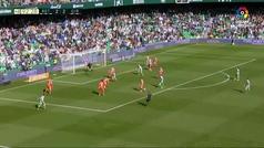 J20 Betis 3-Girona 2 Gol 3-2 Canales