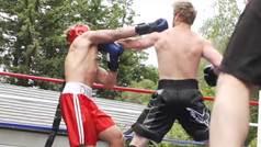 Nuevo KO de Logan Paul, aspirante a rey de los bofetones, boxeando: Lo han visto millones