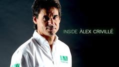Álex Crivillé analiza la vertiente humana de Ángel Nieto