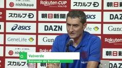 """Valverde: """"Griezmann siempre tiene malas ideas para el rival; esperamos mucho de él"""""""