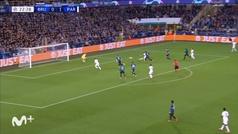 Esta pareja ya funciona: así fue la primera conexión Messi-Mbappé