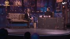 David Broncano en su momento más surrealista con la actriz Ana Fernández