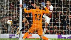 Europa League (semis, ida): Resumen y goles del Arsenal 3-1 Valencia
