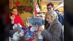 Manuela Carmen se reencuentra con Marzenna Adamczyk, embajadora de Polonia en España