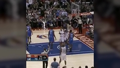 Blake Griffin, el rey del póster en la NBA