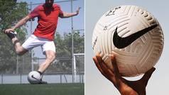 El futurista balón de Nike con el que quiere cambiar el fútbol: todo comenzó con el 'Jabulani'...