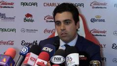 """Michel Leaño: """"Fracasamos en el objetivo de Copa, el bicampeonato"""""""