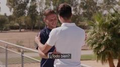 Joaquín y Ferrero contra Bartra y Ferrer, el partido del año