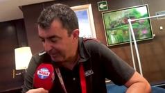 """Javier Guillén: """"Lo que me anima a seguir es pensar en el futuro"""""""