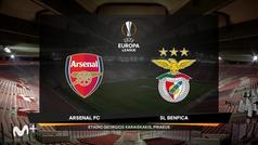 Uefa Europa League (Vuelta de dieciseisavos de final): Resumen y goles del Arsenal 3-2 Benfica