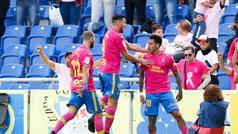 LaLiga 123 (J10): Resumen y goles del Las Palmas 3-0 Numancia