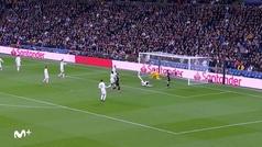 Gol de Gabriel Jesus (1-1) en el Real Madrid 1-2 Manchester City