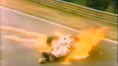 El accidente de Niki Lauda de 1976 en Nurburgring