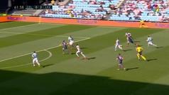 Gol de Morales (0-3) en el Celta 1-4 Levante
