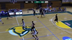 Bestial codazo en el baloncesto universitario de USA: expulsión del equipo... y del campus