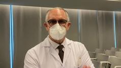 El doctor Xavier Mir confirma que Marc Márquez podría llegar a Brno