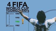 Muere Maradona: México 86', el Mundial que le convirtió en Dios