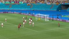 Morata se libera: gol, dedicatoria a Luis Enrique y el estadio entregado