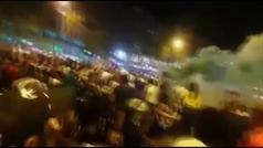 La irresponsable fiesta en Paris por la remontada del PSG