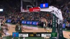 Bucks 125-130 Sixers