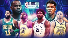 Un All Star Game para maravillar