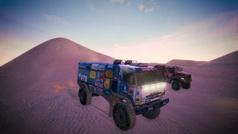 Así es el trailer del videojuego Dakar 2018