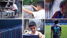 El Trabzonspor emociona a Piqué con el vídeo de presentación de su nueva camiseta