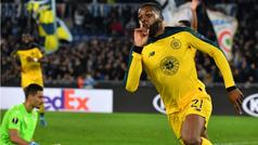 Europa League (Grupo E): Resumen y goles del Lazio 1-2 Celtic