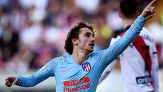 LaLiga (J24): Resumen y gol del Rayo 0-1 Atlético de Madrid