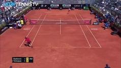 Así fue la épica remontada de Djokovic a Tsitsipas