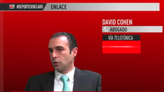 """David Cohen: """"El hecho de que una persona tenga dos contratos no es ilícito"""""""