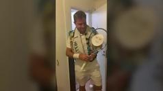 El australiano James Duckworth vive el tenis más que nunca durante la cuarentena