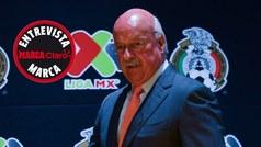 """Enrique Bonilla: """"Siempre ha sido parte del proyecto el regreso del ascenso y descenso"""""""