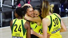 La canasta ganadora de la WNBA que ha dado la vuelta al mundo