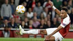 Europa League (J1): Resumen y goles del Arsenal 4-2 Vorskla